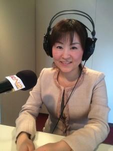 ラジオnikkei収録
